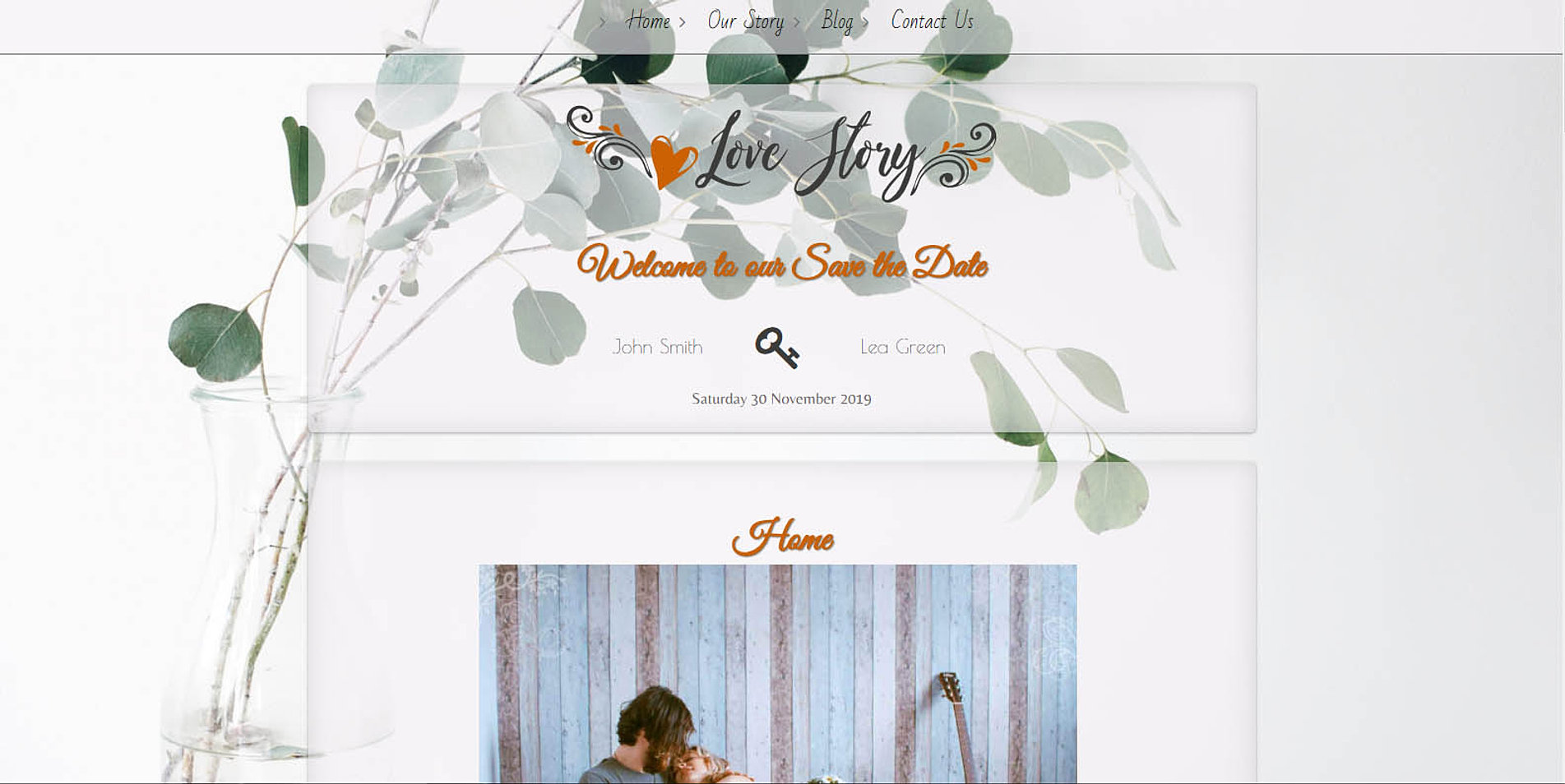 Online Wedding Invitations | South Africa | My Wedding Online