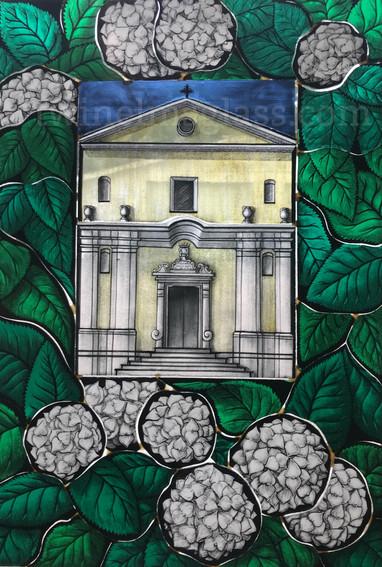 Hydrangea Temple