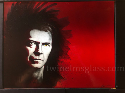 Red David Bowie