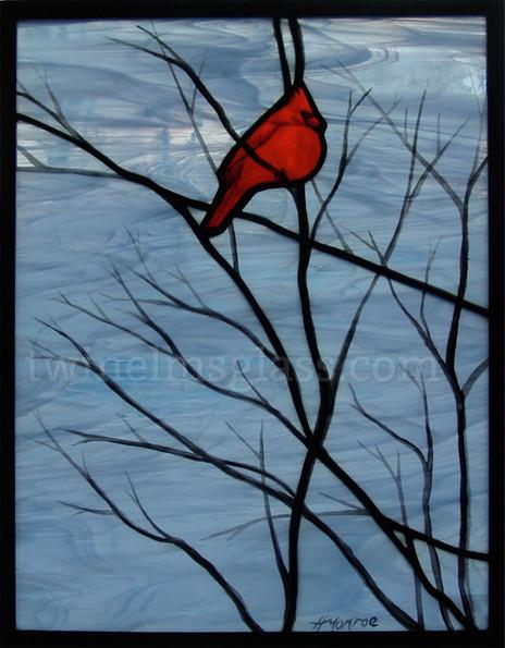 Winter Cardinal 1