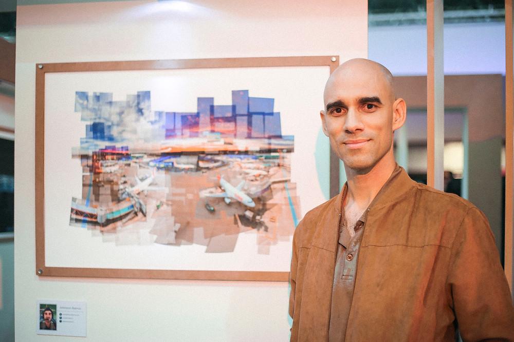Johnson Barros, fotógrafo - Foto: Pedro Lino