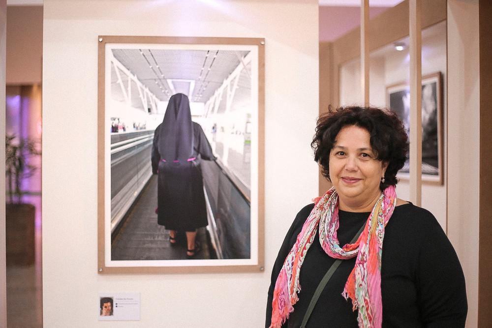 Zuleika de Souza, fotógrafa - Foto: Pedro Lino