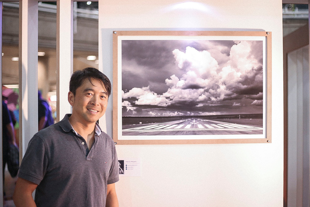 Haruo Mikami, fotógrafo - Foto: Pedro Lino