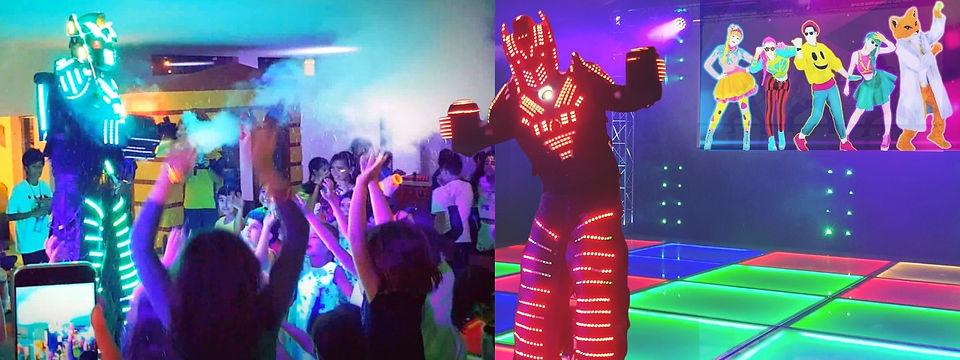 robô de led brasilia df smart party.jpg