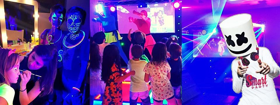 Animação festa infantil brasilia df