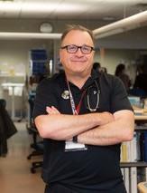 Dr. Michael Kenyon