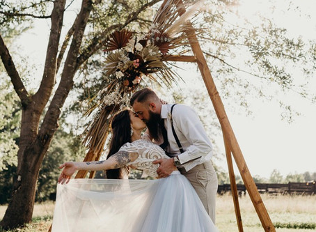BoHo gypsy styled shoot