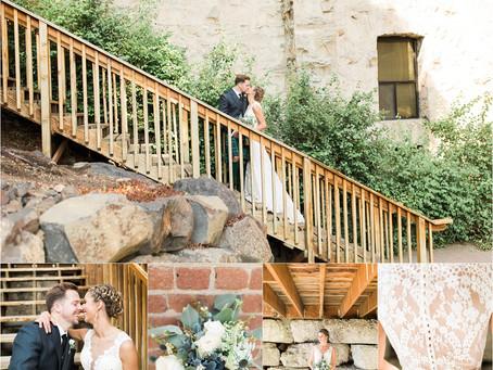Lindsay & Nathaniel // Spokane, WA Wedding