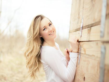 Abby Early | Senior Portraits