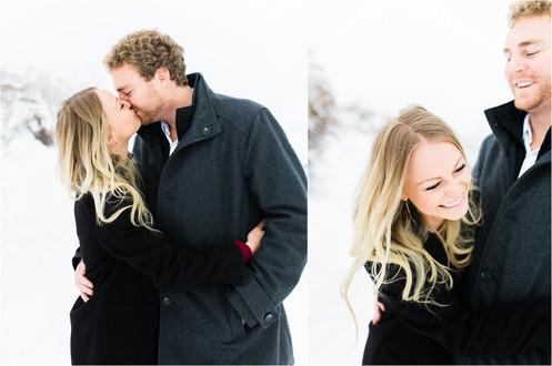 Whitney and Nate // Lake Chelan Engagement
