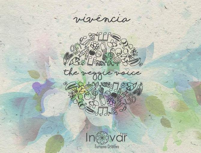 vivência the veggie voice - 14 a 16/10/ 2016