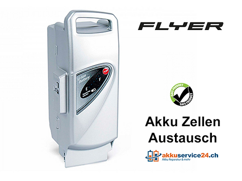 Flyer Akkubox 36V