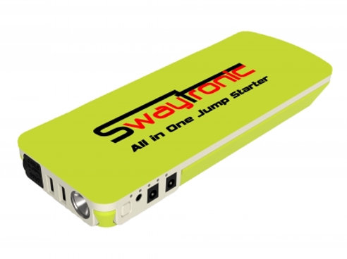 SWAYTRONIC All in One Jump Starter 2.0