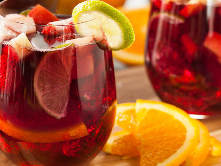 The Best THC Infused Sangria EVER!
