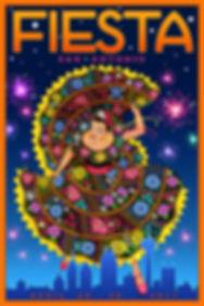 Fiesta San Antonio poster 2017