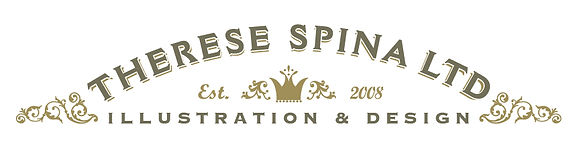 Therese Spina logo