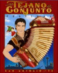 Tejano Conjunto poster 2017