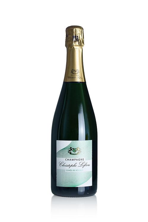 Champagne Christophe Lefèvre Cuvée de Réserve Brut 2017