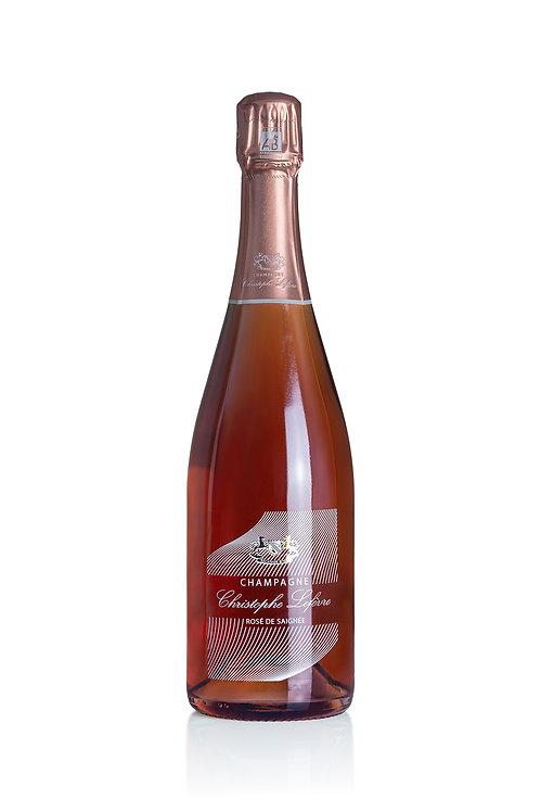 Champagne Christophe Lefèvre Rosé de Saignée Extra Brut 2015