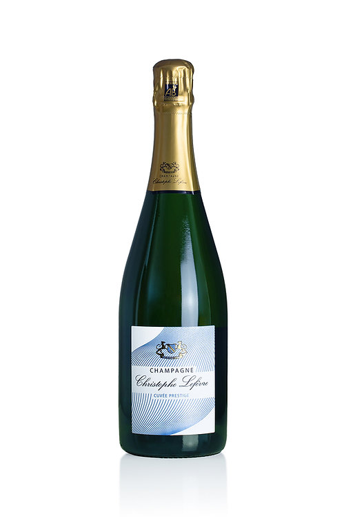Champagne Christophe Lefèvre Cuvée Prestige Extra Brut 2014