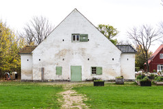 The old ammunition wharehouse from 1744