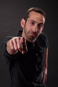ירון ניצן, שחקן בשלופתא מופע אילתורים