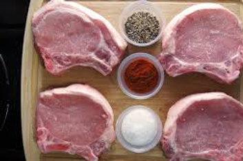 Bone-In Pork Chops *Traditional Farm Raised