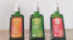 Weleda oil bottles.jpg