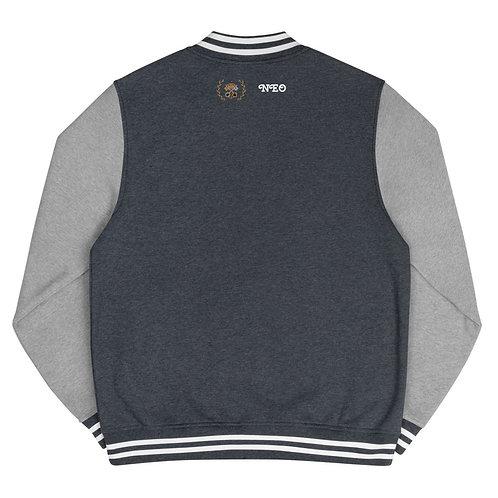 NEO Men's Letterman Jacket