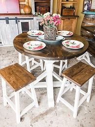 "40"" Hightop Bar Table Set"