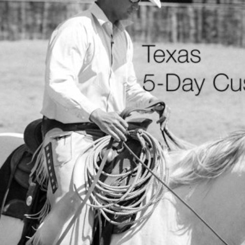 Texas 5-Day Custom Camp