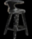 flair-counter-stool-vintage-black-art-le