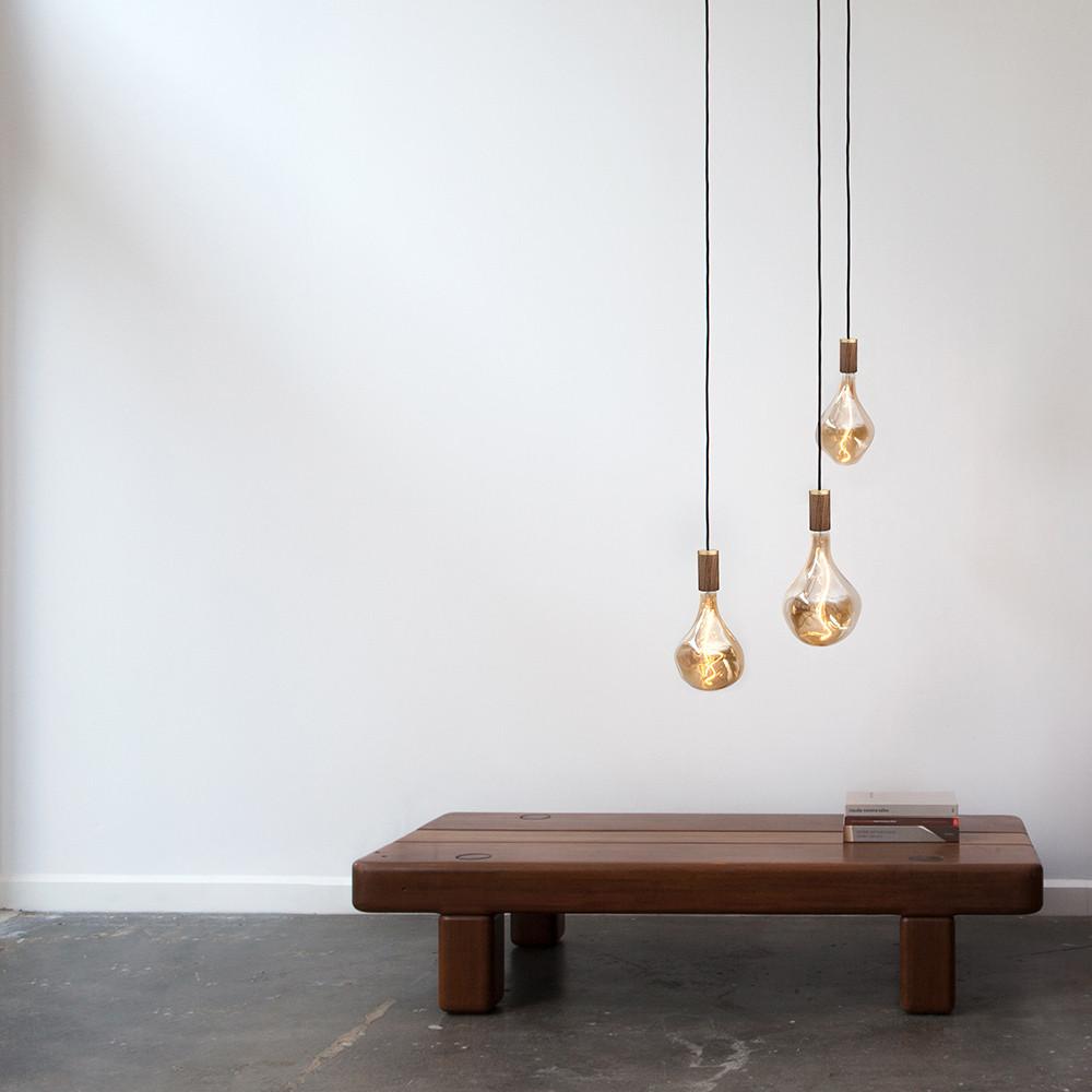 Voronoi-II-walnut-ceiling-light-Lifestyl