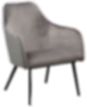 embrace-lounge-chair-alu-velvet-with-bla