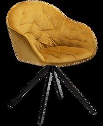 cray-chair-bronze-velvet-with-black-meta