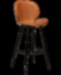 cloud-bar-stool-vintage-light-brown-art-