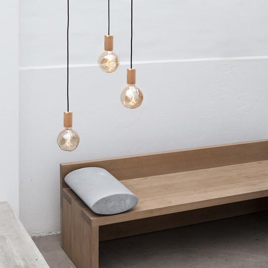 Voronoi-1-Brass-Pendant-decorative-led-b