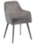 embrace-chair-alu-velvet-with-black-meta