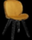 cloud-chair-bronze-velvet-with-black-con