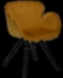 gaia-chair-bronze-velvet-with-black-coni
