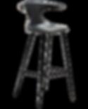 flair-bar-stool-vintage-black-art-leathe