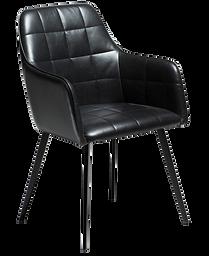 embrace-chair-vintage-black-art-leather-