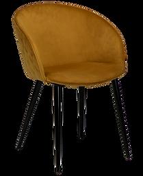 dual-chair-bronze-velvet-with-black-coni
