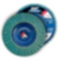 Disco Flap 115mm ou 4½ Grão 40