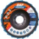 Manta Abrasiva - 115mm Grão Fino
