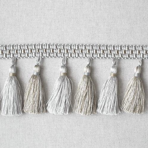 Тесьма сутажная с кистями, тесьма с бахромой, тесьма плетеная с кистями, шторная фурнитура, тесьма отделочная, басон.