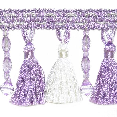 Тесьма сутажная с кистями и стеклярусом, тесьма с бахромой, тесьма плетеная с кристалликами, шторная бахрома с кистями.