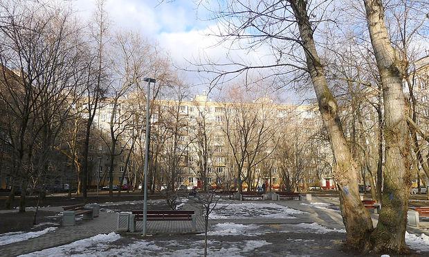 улица балтийская дом 6 корпуса 1 2 и 3