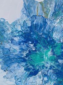 Fluid Art Piece