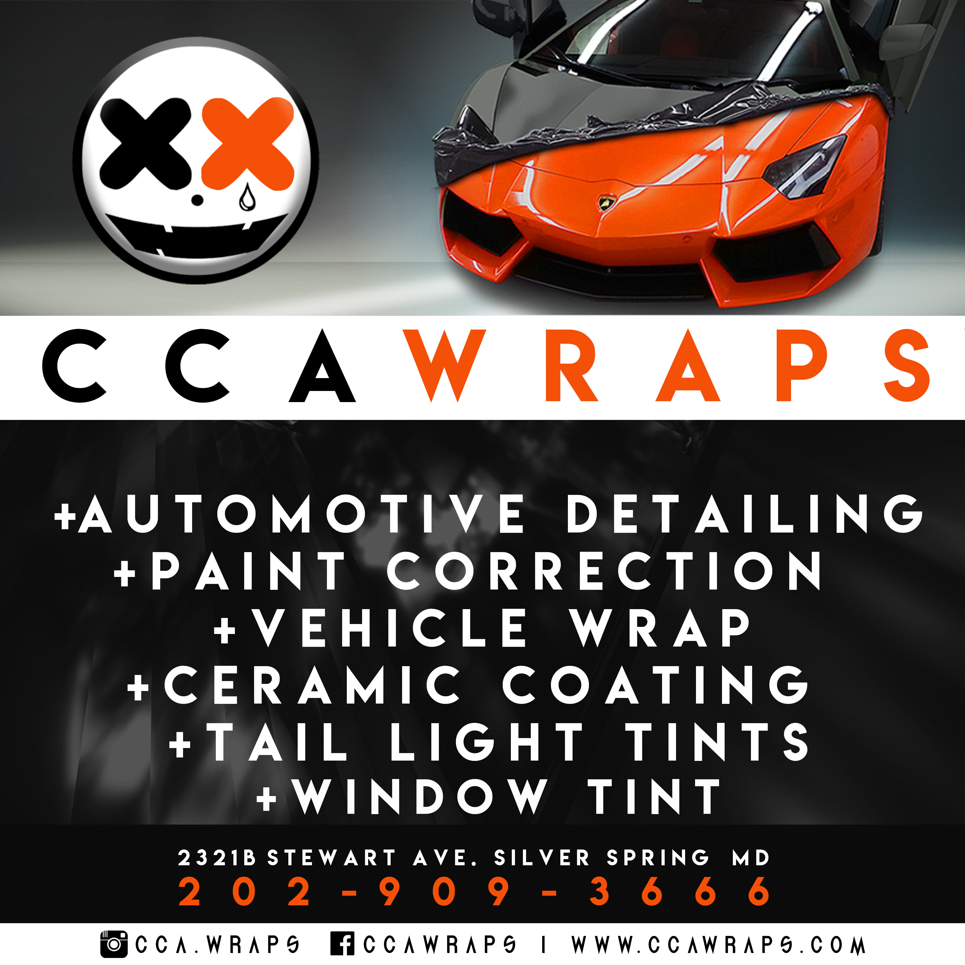 cca wrapS mAY 2018